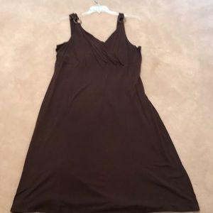 Brown Sun Dress